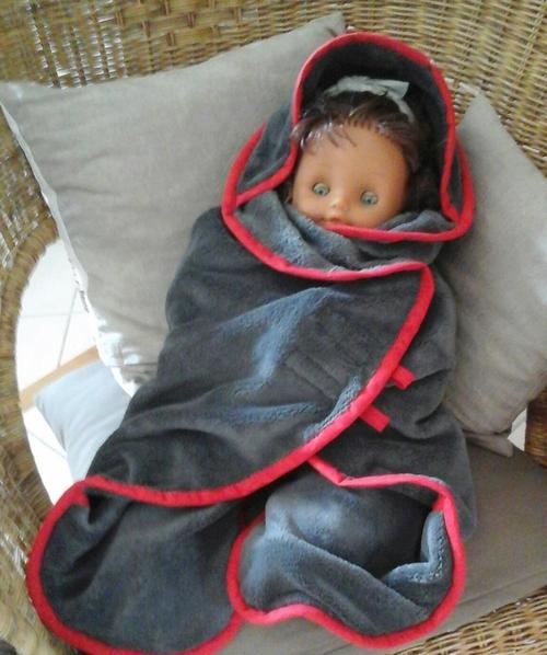 Couverture babynomade !
