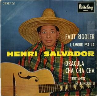 Henri Salvador, 1961