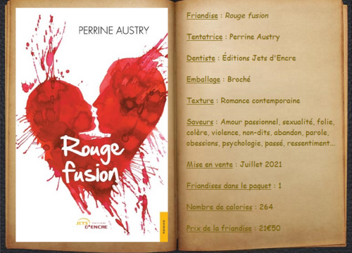 Rouge Fusion - Perrine Austry