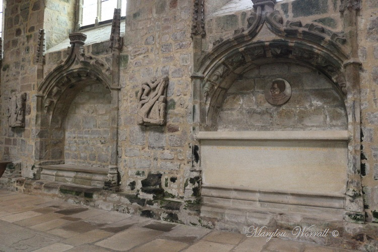 Bretagne : Quintin, Basilique N-D de Délivrance 2/2