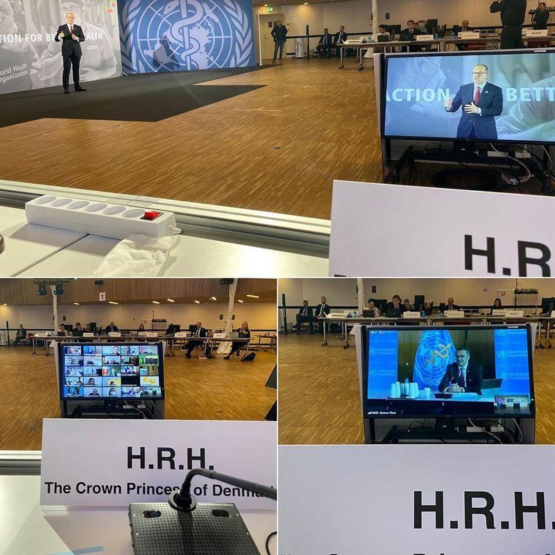70ème session du Comité Régional de l'OMS pour l'Europe.
