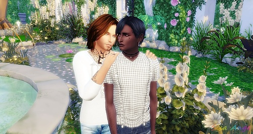 Nouvelles photos de Stiofan et de Rowan