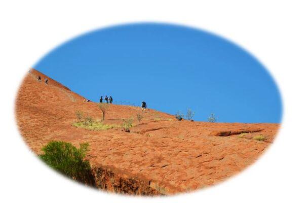 Uluru ou LA demande en mariage!
