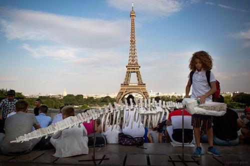 souvenirs de Paris