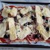 pizza lardons jambon 4 fromages