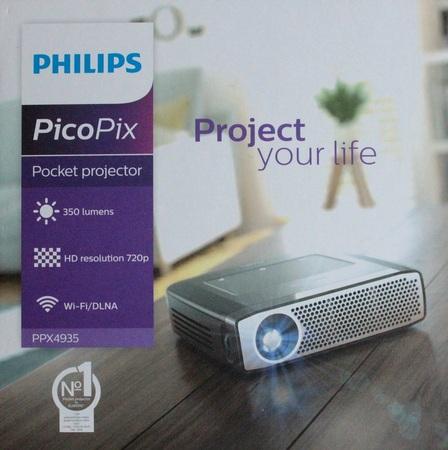 PicoPix Projecteur de poche PPX4935/EU