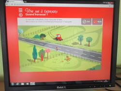 CE2T : entraînement au permis piéton et vélo