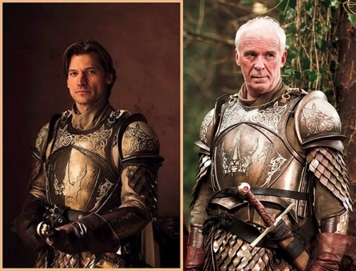 Les plus belles armures de Game of Thrones