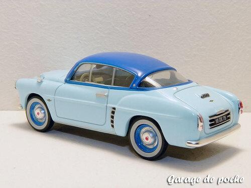 4cv coupé Autobleu