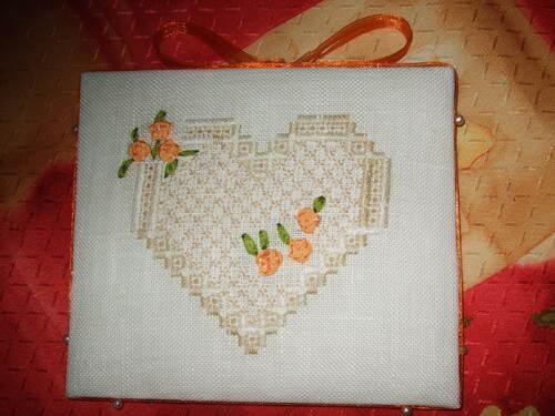 Coeur pour la fête des mères