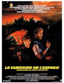 LE GUERRIER DE L'ESPACE BOX OFFICE FRANCE 1983