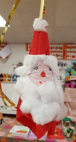 Les papas Noel des PS de maitresse S.