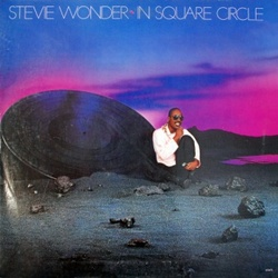 Stevie Wonder - In Square Circle - Complete LP