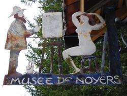 Le Musée des Arts Naïfs et Populaires de Noyers-sur-Serein