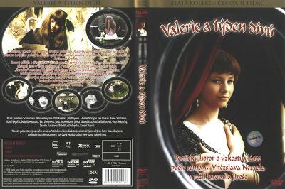 Valerie a týden divů / Valerie and Her Week of Wonders. 1970. HD.