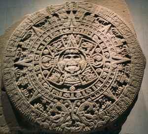 calendrier maya tzolkin