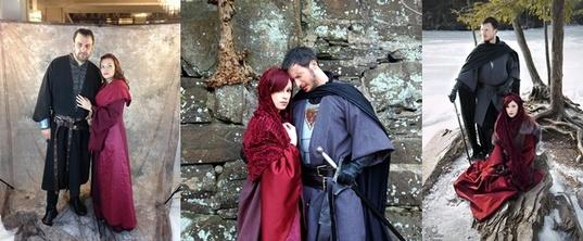Les plus beaux couples de cosplayeurs GOT