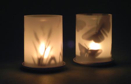 Le coucou du vendredi,haïku, senryû, cierges, bougies...