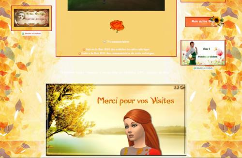 blog automne de Lilie