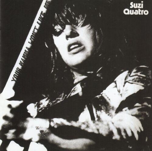Suzi Quatro - Your Mamma Won't Like Me (1975) [Alternative Rock Funk Groove]