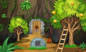Jouer à Cross the cave escape