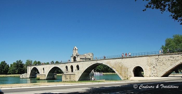 Avignon, son pont