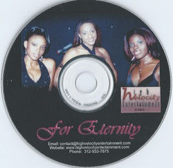 FOR ETERNITY - FOR ETERNITY (200X)