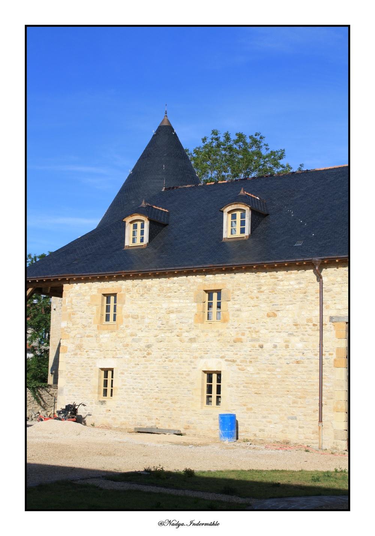 Le château de Charbogne