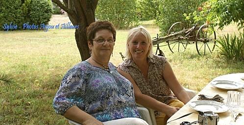 Elvy et Sylvie