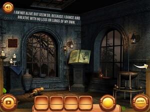 Jouer à Wizard house escape