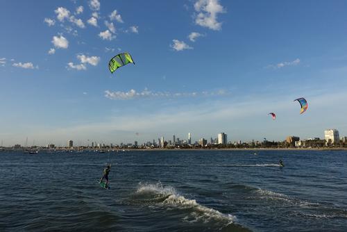 Melbourne , un bel équilibre