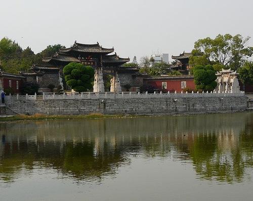 letemple de la famille Zhang