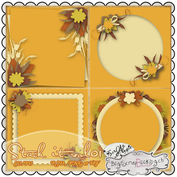"""""""Templates by Scrap'Angie"""
