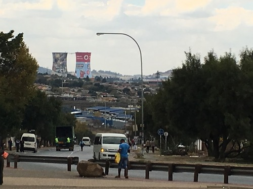 Soweto, la ville chère à Mandela