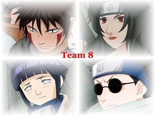 la team 8