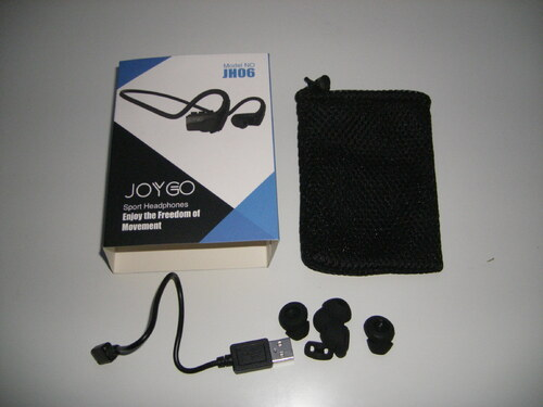 écouteurs Bluetooth Joygo JH06