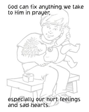 Prayer lessons for parents