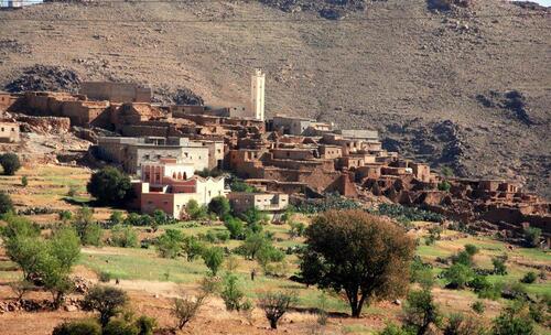 Toujours des villages