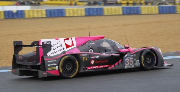Le Mans  2015 II