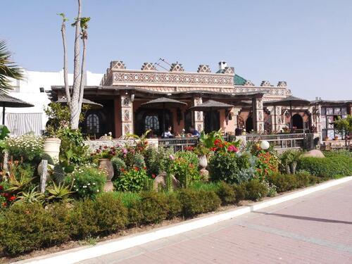 Le Mauresque, un bel établissement