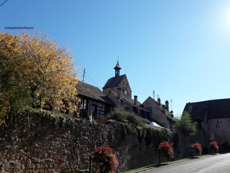 Petit tour en Alsace..;