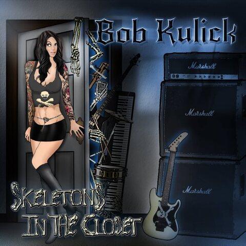 BOB KULICK - Les détails de son futur album solo