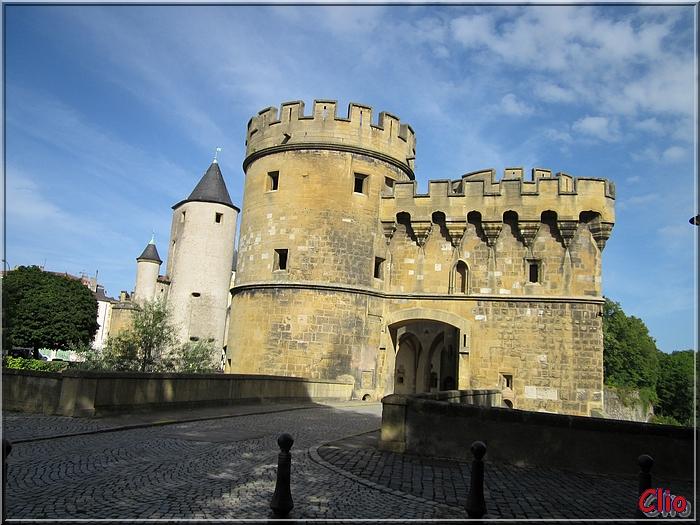 Metz - Un petit tour dans la ville