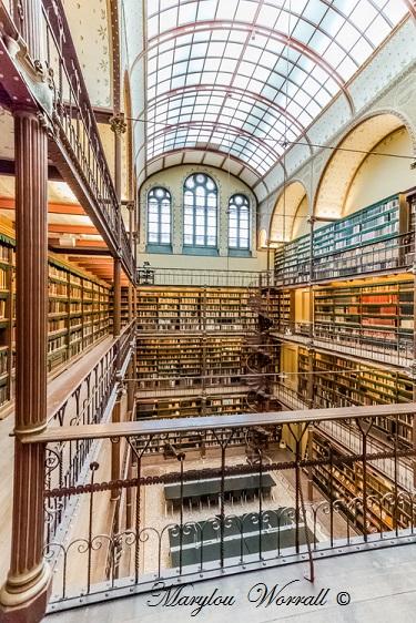 Pays-Bas : Amsterdam, Rijksmuseum 4/4