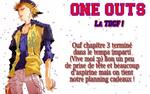 Pages de fin de One Outs Chapitre 1 à 4
