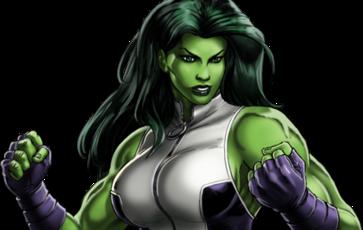Alliés de Hulk