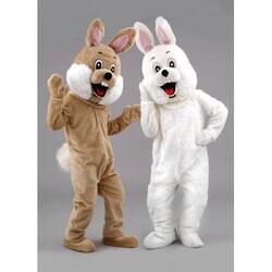"""Lessive de """"lapins"""" : le décor."""