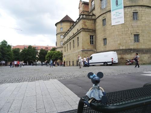 Un nouvel opéra créé à Stuttgart