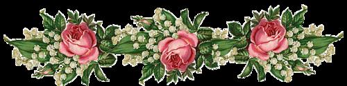 La Dame dans les Fleurs