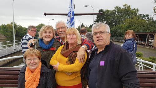 Samedi 1er octobre - Promenade sur la Fulda